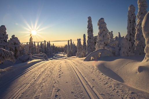 Nordkapp Wyspy Alandzkie Szwecja Finlandia narty co zobaczyć na Północy atrakcje skandynawii północy ośrodki narciarskie