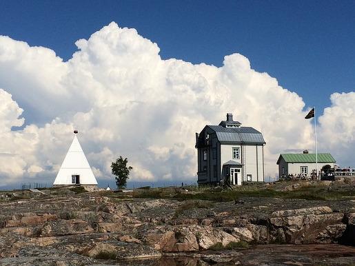 Nordkapp Wyspy Alandzkie alandy Szwecja Finlandia co zobaczyć na Północy atrakcje skandynawii północy