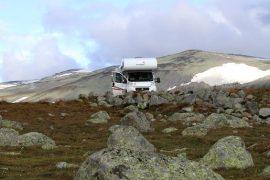 Norwegia kamperem z dziecmi wakacje opinie samochodem