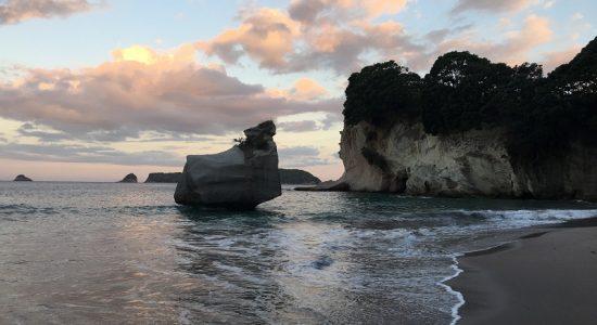 Nowa Zelandia z dziećmi wakacje opinie zwiedzanie kamperem