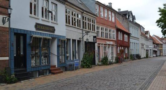 Odense Dania rodzinne atrakcje