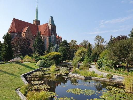 Ogród botaniczny Wrocław opinie atrakcje gdzie z dzieckiem na spacer