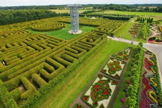 ogród botaniczny Hortulus atrakcje opinie