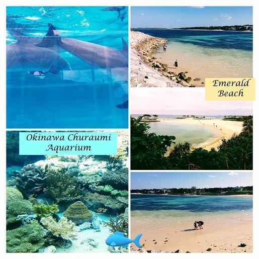 Okinawa plaże Japonia