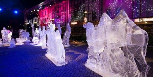 Olsztyn Jarmark Bożonarodzeniowy Warmiński 2018 najładniejsze w Polsce