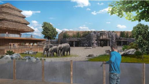 Orientarium Zoo Łódź atrakcje zwierzęta bilety kiedy otwarcie