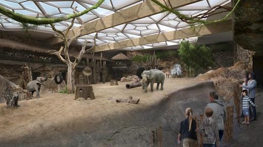 Orientarium Zoo Łódź atrakcje zwierzęta bilety otwarcie