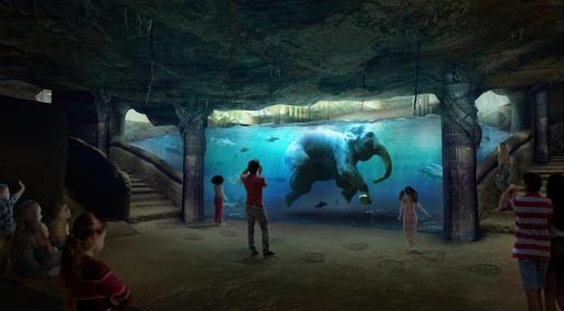 Orientarium Zoo Łódź zwierzęta atrakcje bilety kiedy otwarcie
