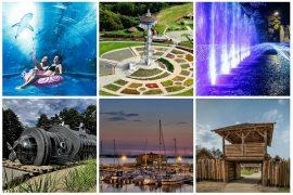 Półwysep Helski okolice atrakcje turystyczne dla dzieci Władysławowo opinie