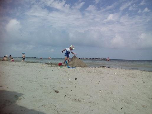 PLaże nad Adriatykiem okolice Wenecji kemping opinie wakacje