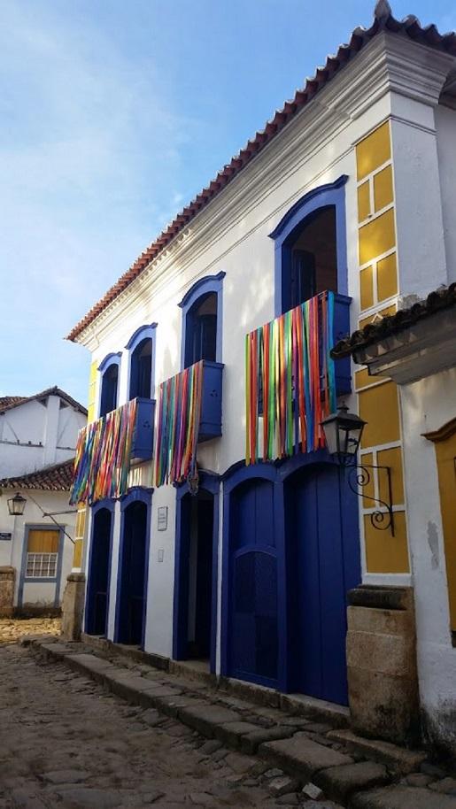 Paraty Brazylia atrakcje