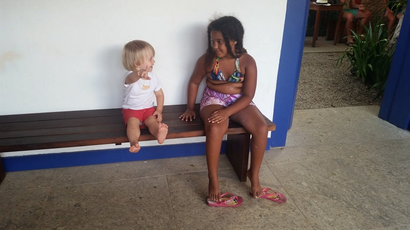 Paraty Brazylia z dzieckiem opinie zwiedzanie bezpieczeństwo
