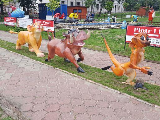 Park Krasnala Nowa Sól opinie