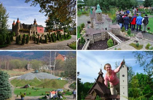 Park Miniatur Zabytków Dolnego Śląska bilety opinie ceny