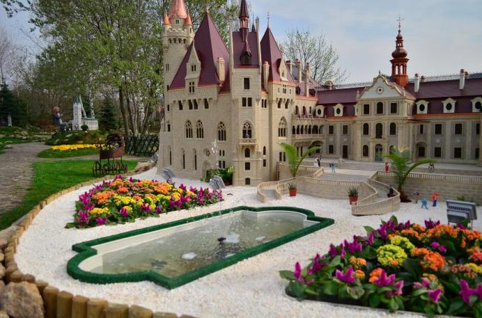 Park Miniatur Zabytków Dolnego Śląska opinie bilety ceny