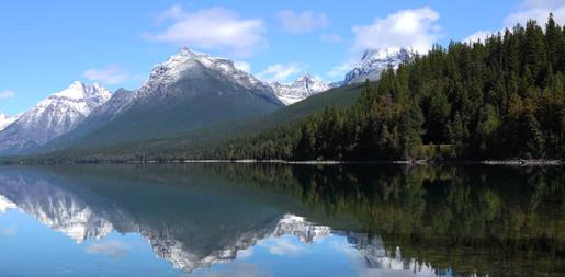 Park Narodowy Glacier w Montanie - opinie