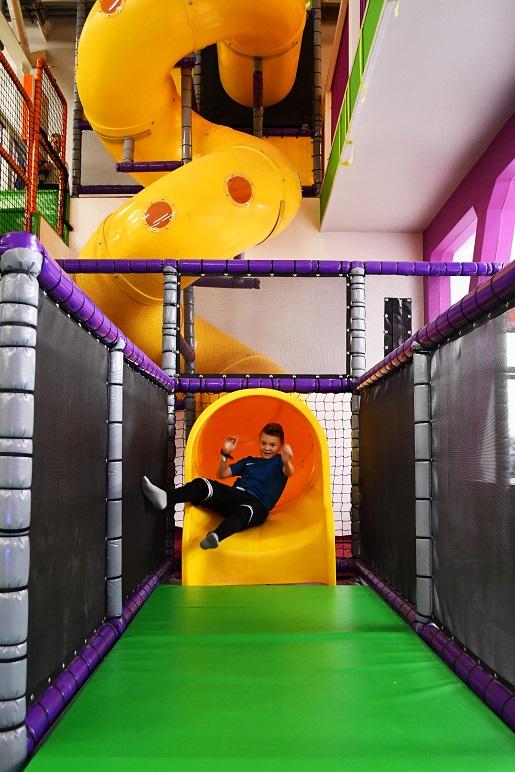 GoKidz Kraków sala zabaw atrakcje dla dzieci opinie
