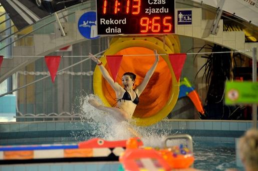 Aquapark Redzikowo okolice Słupska Ustka zjeżdżalnia wodna atrakcje opinie