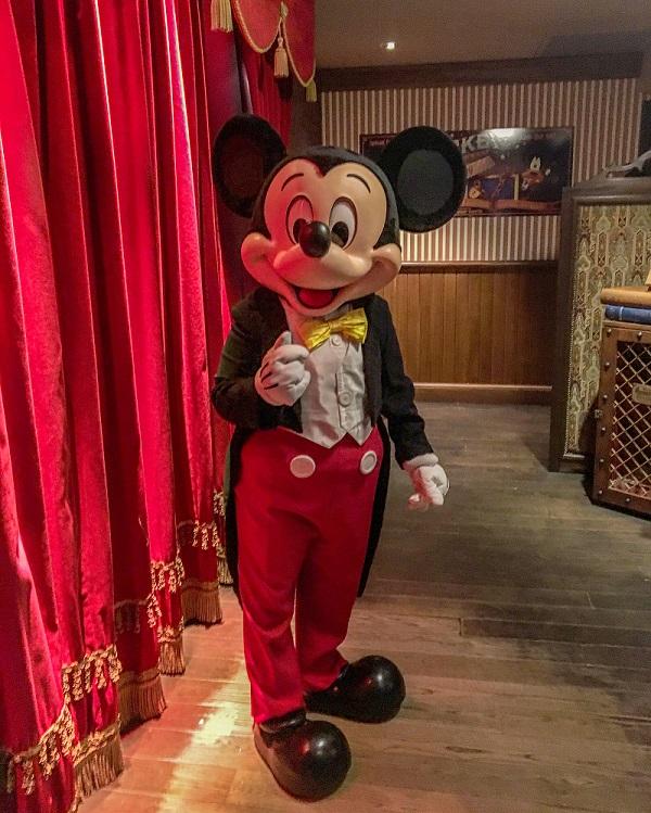 Paryż Walt Disney Studios atrakcje Myszka Miki