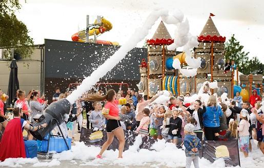 Piana Party Łazy atrakcje dla dzieci Holiday Golden opinie wakacje kemping z basenami i aquaparkiem