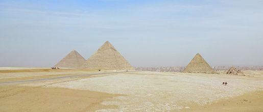 Piramidy w Gizie - opinie