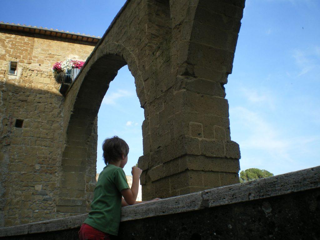 Pitigliano Toskania atrakcje - wakacje z dzieckiem opinie