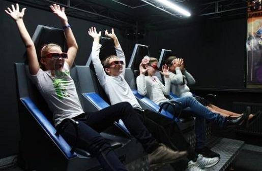 pomorskie kino 7D Reda czy warto atrakcje dla dzieci nad morzem opinie