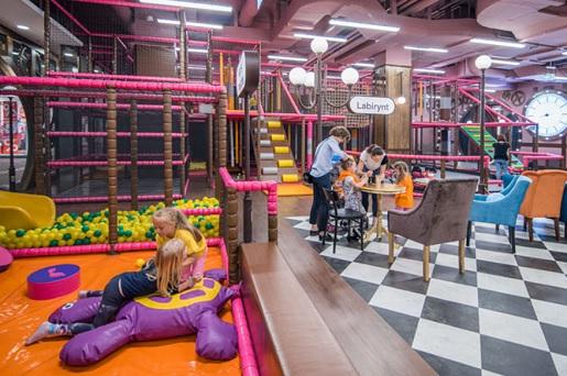 poznań jaka sala zabaw leopark stary browar poznań czy warto atrakcje dla dzieci opinie