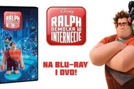 Ralph demolka w internecie bajka film dvd