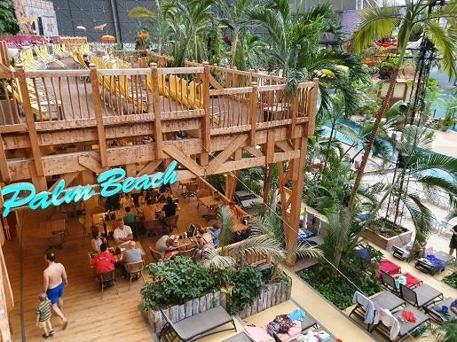 Restauracje opinie ceny jedzenie Tropikalna Wyspa