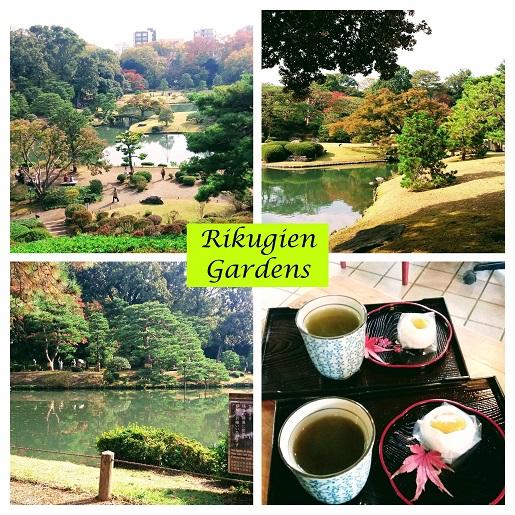 Rikugien_Garden Japonia z dziećmi zwiedzanie