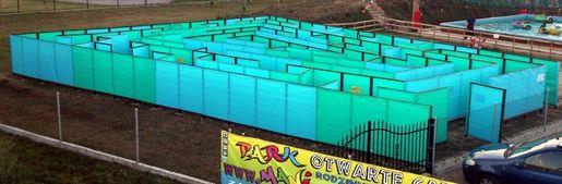 Rodzinny Park Rozrywki dla Dzieci w Krośnie Parkmani - opinie