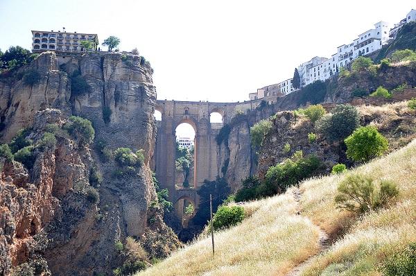 Ronda rodzine atrakcje Andaluzja