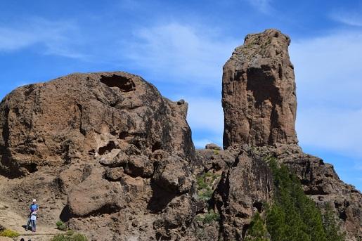 Roque Nublo atrakcje Gran Canaria opinie