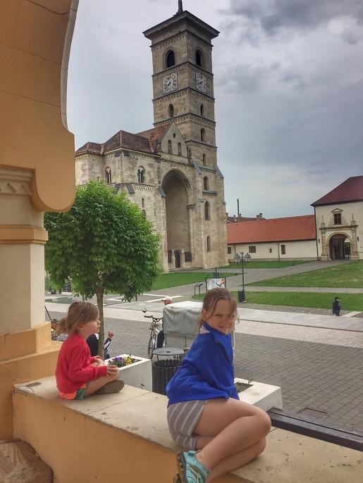 Rumunia Sybin Cytadela atrakcje z dzieckiem opinie