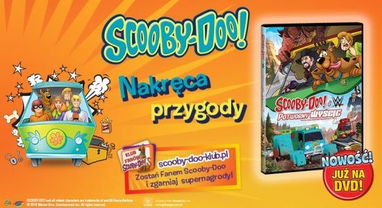 Ptworny Wyścig Scooby Doo nowa bajka