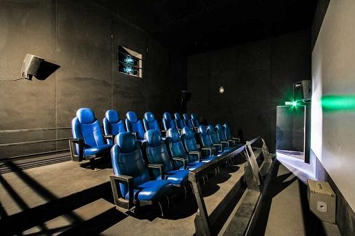 Sea Park Sarbsk kino 5d atrakcje rodzinne opinie cennik
