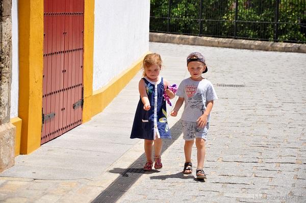 atrakcje dla dzieci Sewilla Andaluzja