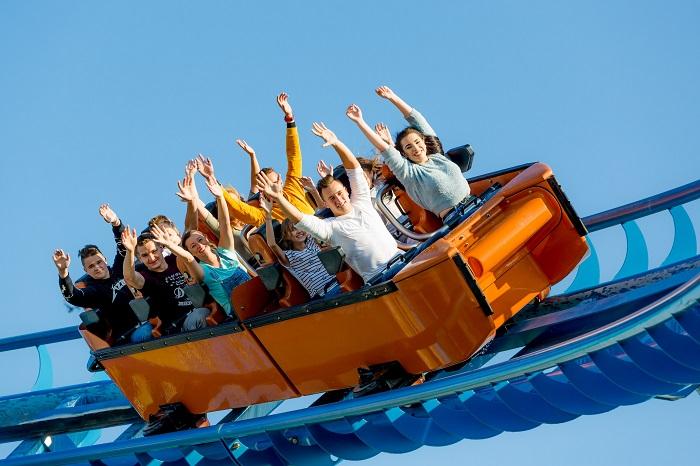 Speed Water Coaster Energylandia opinie atrakcje 2019