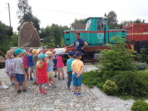 Stacja Muzeum Czernichów Główny atrakcje dla dzieci rodziny małopolskie kraków 5