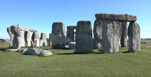 Stonehenge Wielka Brytania - opinie