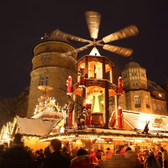Stuttgarter Jarmark Bożonarodzeniowy - gdzie najładniejsze w Niemczech