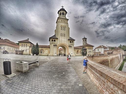 Sybin atrakcje - Rumunia samochodem