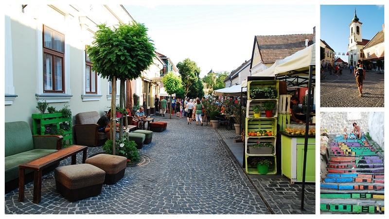 Szentendre zwiedzanie atrakcje Węgry wakacje z dziećmi