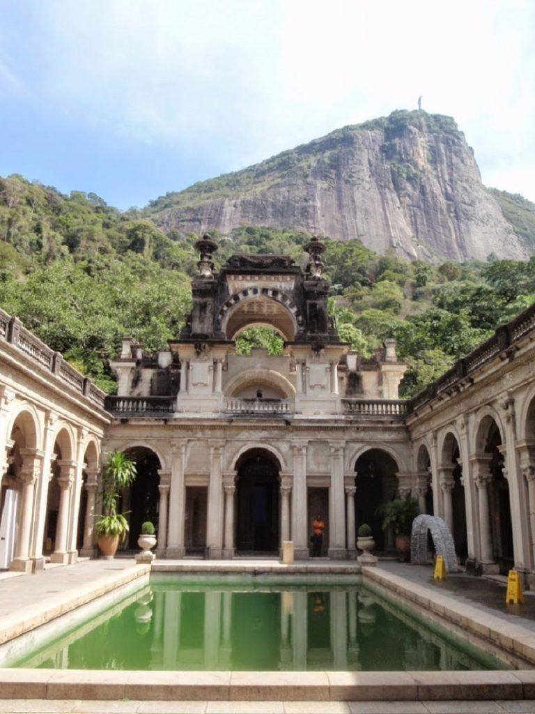 Szkoła Sztuk Wizualnych Rio atrakcje Brazylia