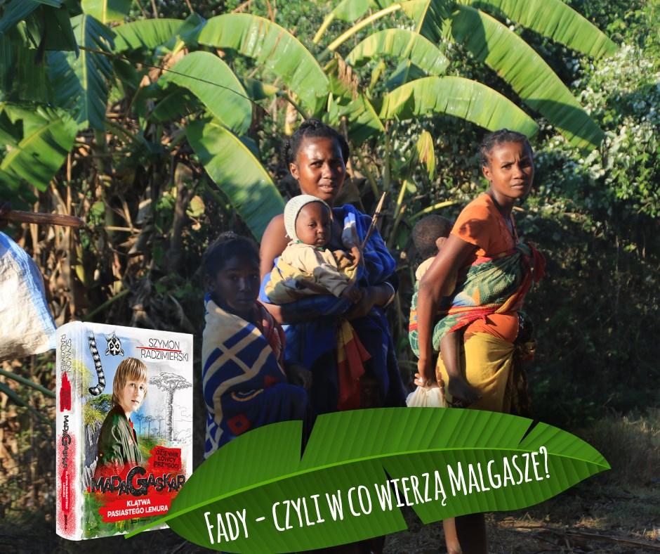 Szymon Radzimierski Madagaskar Dziennik Łowcy Przygód