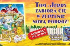 Tom i Jerry Powrót do Krainy Oz