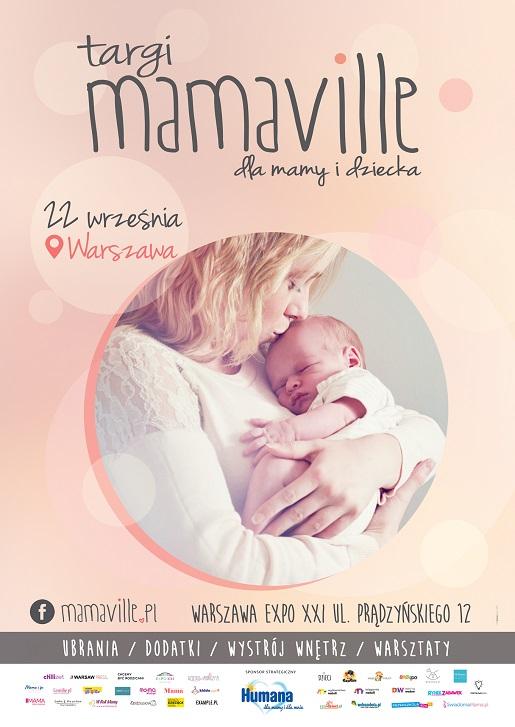 Targi Mamaville Warszawa 2019