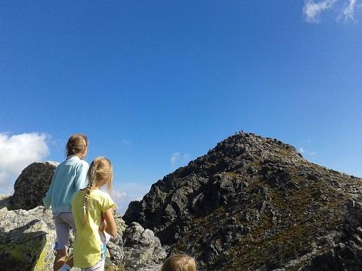 Tatrzańska Łomnica widoki - szlak z dziećmi opinie latem długość