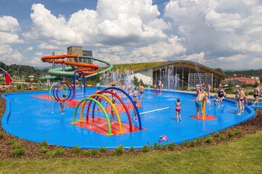 atrakcje dla dzieci aquapark Terma Bania